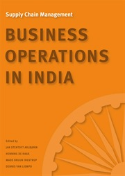 Supply Chain Management: Business Operations in India